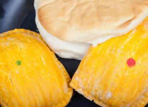 you might want to check out Jamaican Patties